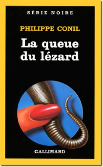 "Couverture ""La queue du lézard"""